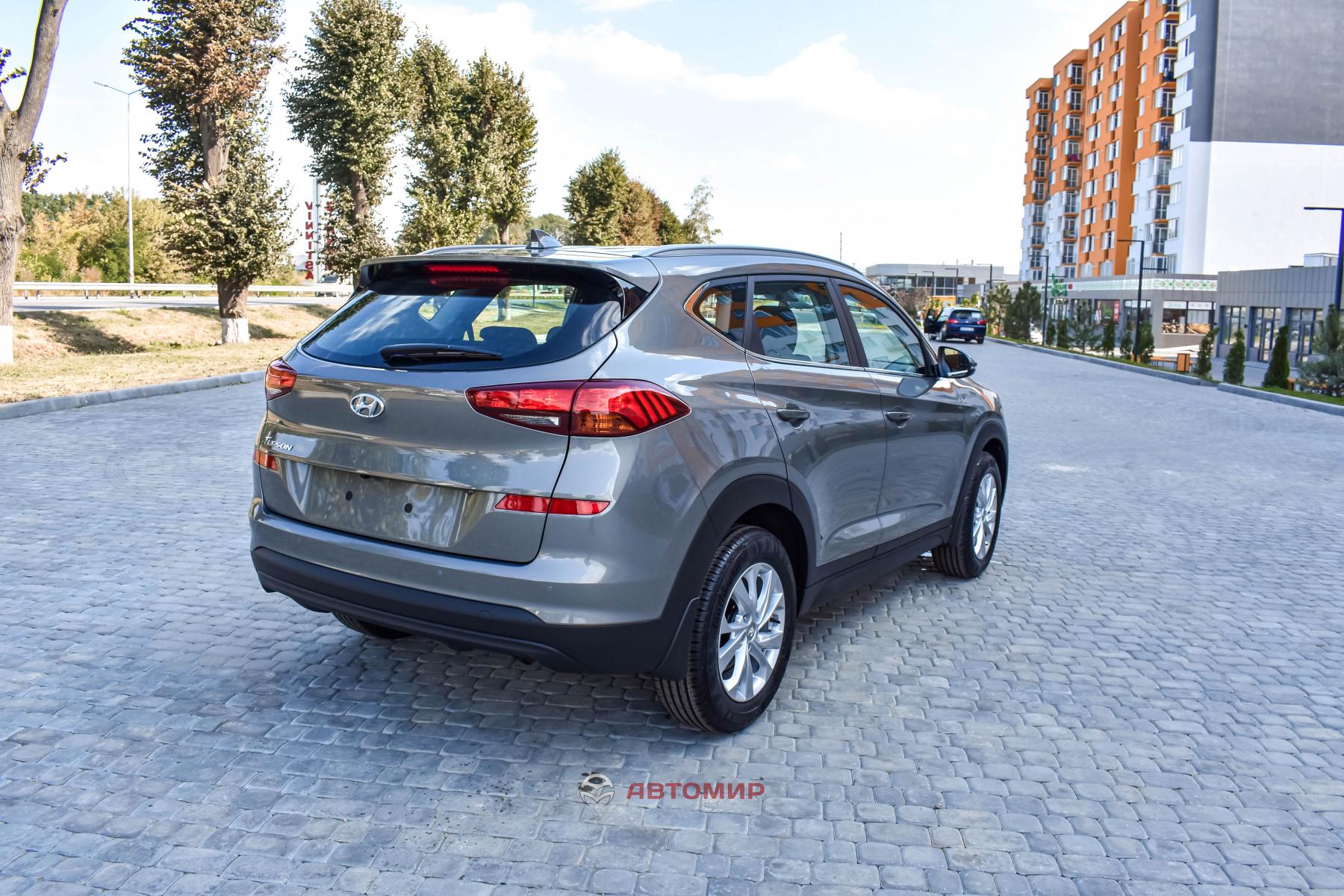 Вигідні ціни на всі комплектації Hyundai Tucson | Хюндай Мотор Україна - фото 11