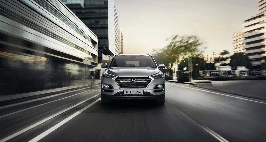 Hyundai TUCSON| Галерея, фото| Хюндай Мотор Україна - фото 6