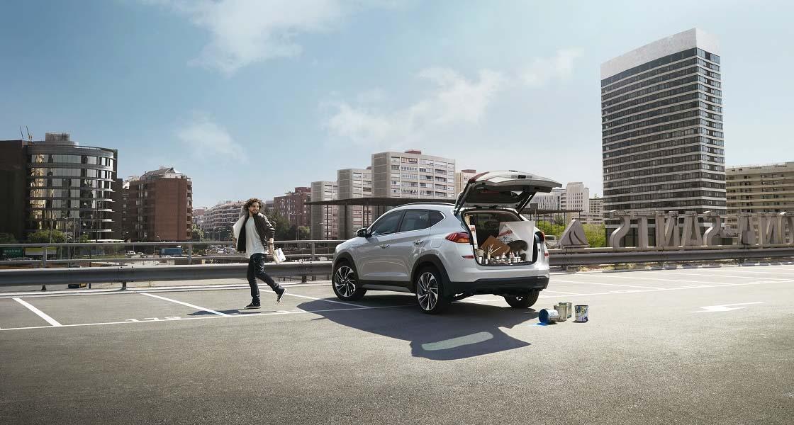 Hyundai TUCSON| Галерея, фото| Хюндай Мотор Україна - фото 10