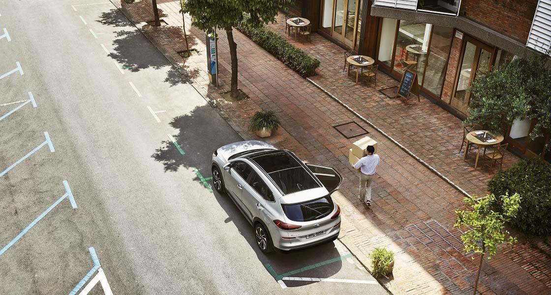 Hyundai TUCSON| Галерея, фото| Хюндай Мотор Україна - фото 12
