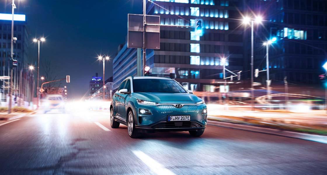 Hyundai KONA Electric| Галерея, фото| Хюндай Мотор Україна - фото 7