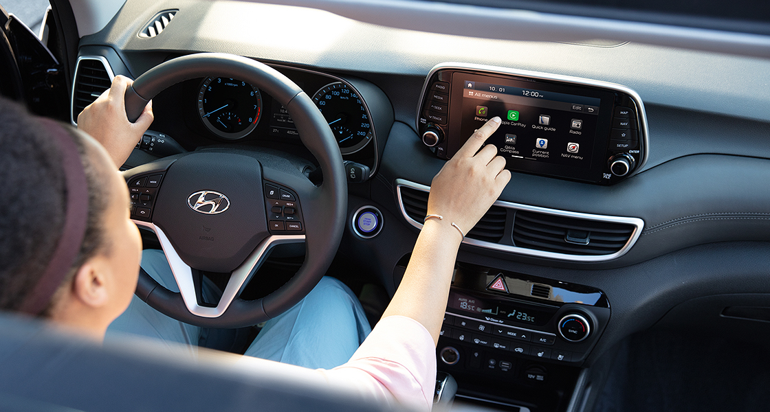 Hyundai TUCSON| Галерея, фото| Хюндай Мотор Україна - фото 18