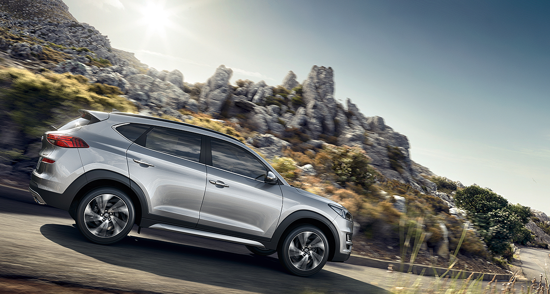 Hyundai TUCSON| Галерея, фото| Хюндай Мотор Україна - фото 16